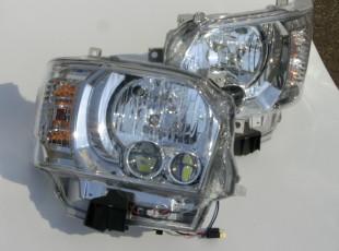 ハイエース 200系 4型LEDヘッドライト フェイスチェンジ